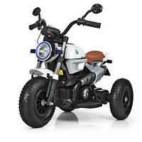 Мотоцикл Bambi M 3687AL-1 Белый
