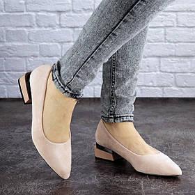 Женские туфли Fashion Tally 2026 36 размер 23,5 см Пудра
