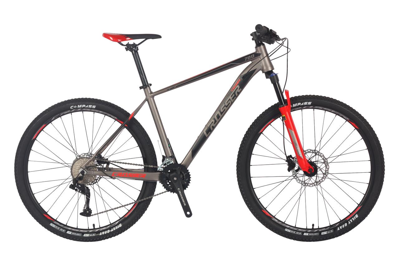 """Гірський велосипед Crosser MT-042 29"""" на гідравліці"""
