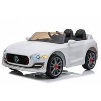 Дитячий електромобіль 8866 Bentley Біла