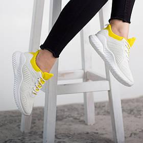 Женские кроссовки Fashion Molly 1510 36 размер 23 см Белый