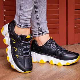 Женские кроссовки Fashion Murray 1870 36 размер 23 см Черный