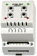 Двухканальное реле времени РЭВ-201 Двухканальное реле времени РЭВ-201 РЭВ-201
