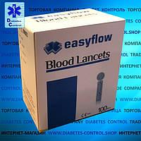Ланцеты универсальные Easyflow, 100 шт.