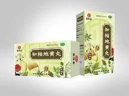 Пігулки ЧжиБай Ді Хуан Вань, Zhi Bai Di Huang Wan