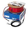 Нагрівальний кабель для електричного теплого статі DEVIflexTM 18T (DTIP-18) 615 Ват 34 метри
