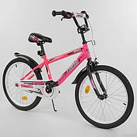 """Велосипед 20 дюймів 2-х колісний """"CORSO"""" EX-20 N 5912"""