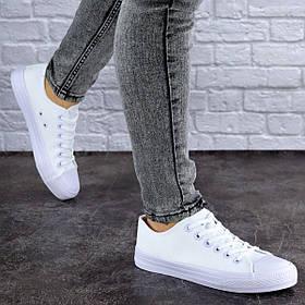 Жіночі кеди Fashion Flash 1792 36 розмір 23 см Білий 40