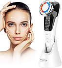 Микротоковый ліфтинг-масажер для обличчя MEDICA+ SKIN LIFTING 7.0 PN (EMS+LED) White, фото 2