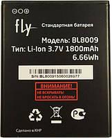 Акумулятор до телефону Fly BL8009 1800mAh
