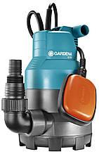 Насос дренажний для чистої води Gardena Classic 6000