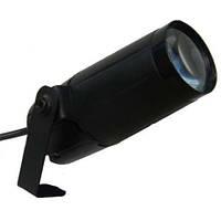 Пинспот, прожектор для зеркального шара синий свет