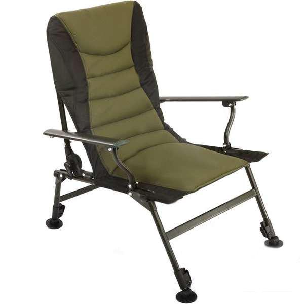 Кресло карповое зеленое