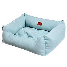 Лежанка для котов и собак Best Buy 56х50х20 см Голубая