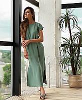 Сукня з розрізами 46120