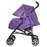 Коляска трость детская Bambi M 2104-1Фиолетовая