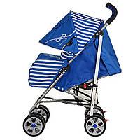 Дитяча Коляска трость M 2106-2 BAMBI Синя