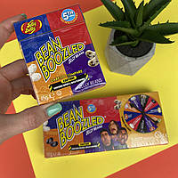 Набор из двух Бобы Бин Бузлед с игрой-рулеткой Джелли белли Jelly belly Bean boozled 99 г и 45 г