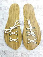 Шнурки круглі