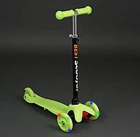 Самокат Best Trike 466-112 MINI Салатовый