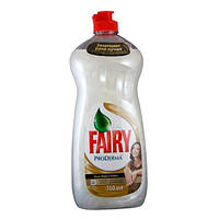 Fairy ProDerma Aloe Vera and Coconut «Алое Вера и Кокос» Средство для мытья посуды 750 мл