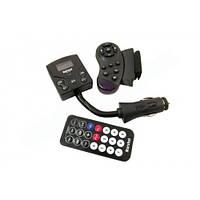 Авто FM трансмиттер модулятор ФМ пульт на руль 191