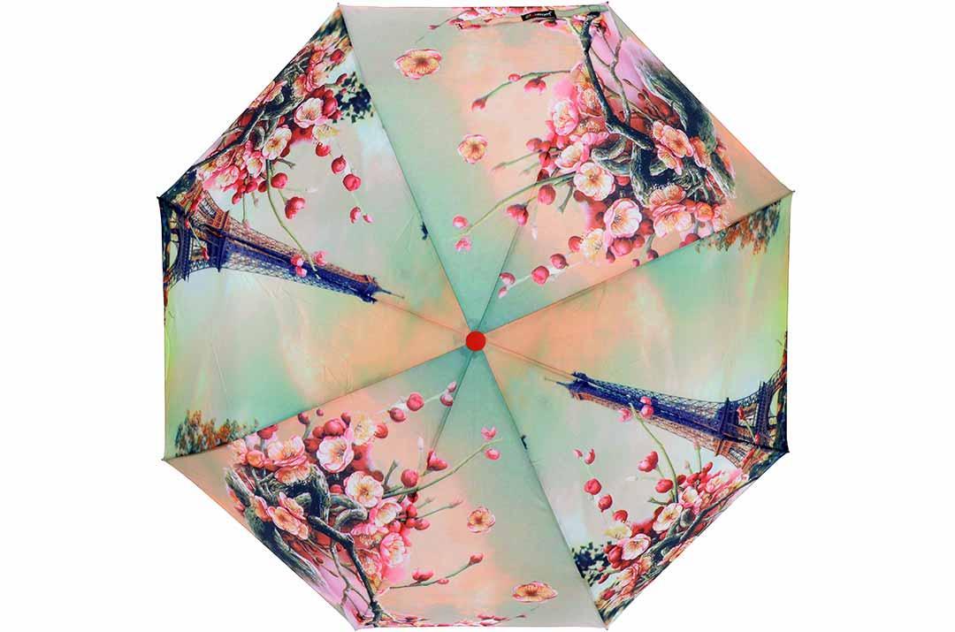 Жіноча парасолька Lantana ( напівавтомат ) арт. 813-01