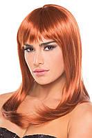 Парик эротический рыжие для ролевых игр Be Wicked Wigs Hollywood Wig Сексшоп