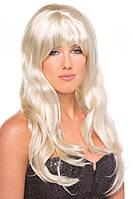 Парик эротический длинные блонд для ролевых игр Be Wicked Wigs Burlesque Wig Сексшоп