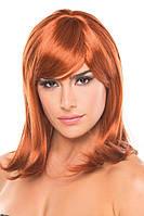 Парик эротический шатенка для ролевых игр Be Wicked Wigs Doll Wig Auburn Сексшоп