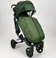 Прогулочная коляска Yoya Plus Max - детская коляска трость для путешествий, хаки