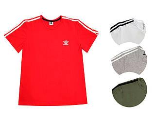 Футболка мужская короткий рукав (размер L)
