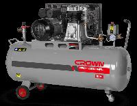Воздушный компрессор с ременным приводом Crown CT36031