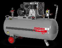 Воздушный компрессор с ременным приводом Crown CT36032