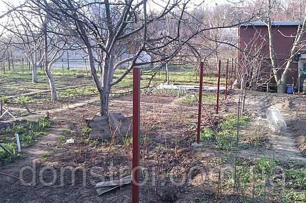 "Забор из сетки рабица ""под ключ"", фото 2"