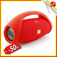 Портативная Bluetooth колонка JBL Boombox, беспроводная колонка JBL Booms Box B9 Красная
