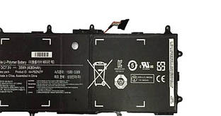 Аккумулятор для планшета Samsung AA-PBZN2TP Chromebook 303C / 7.5V 4080mAh / Original Black