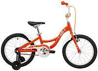 """Велосипед 18"""" Pride ALICE 18 2021 помаранчевий AL"""