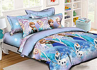 Детский комплект постельного белья 150*220 хлопок (16769) TM KRISPOL Украина