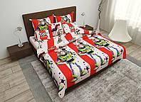 Детский комплект постельного белья 150*220 хлопок (15307) TM KRISPOL Украина
