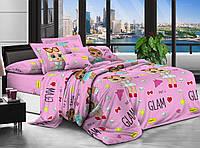Детский комплект постельного белья 150*220 хлопок (12642) TM KRISPOL Украина