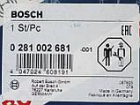 Дросельна заслінка, в зборі Renault Trafic 2.0 dCi (2006-2011) Bosch (Німеччина) 0281002681, фото 10