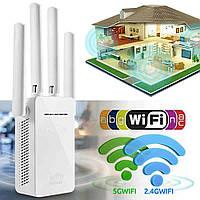 Усилитель сигнала ретранслятор Wi-Fi PIX-LINK LV-WR09 роутер маршрутизатор репитер REPEATER/AP
