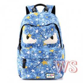 Рюкзак шкільний повсякденний жіночий Winner 8281