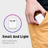 Бездротові навушники i18 TWS в стилі Apple AirPods сенсорні блютуз навушники, фото 6