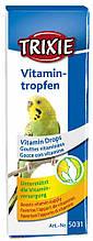 Витамины для попугаев Trixie Vitamin-tropfen для укрепления иммунитета 15 мл