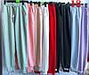 Батальные женские штаны спортивного стиля 52-58 (в расцветках), фото 2