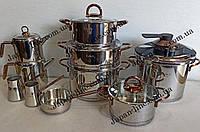 Набор кухонной посуды O.M.S. Collection 1088  17 пр