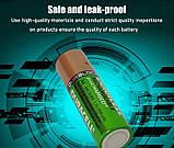 Аккумулятор DURACELL Recharge AA/(HR6) 2400mAh Ni-Mh 1.2v Пальчиковая батарейка в Блистере, 4ШТ, фото 8