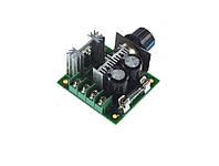 ШИМ регулятор скорости мотора DC 12-40В 10А 13КГц